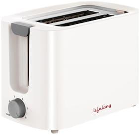 Lifelong LLPT09 2 Slices Pop-up Toaster ( White )