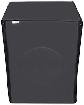 Lithara dustproof and waterproof washing machine cover for front load 6KG_LG_FH0B8NDL22_Darkgrey
