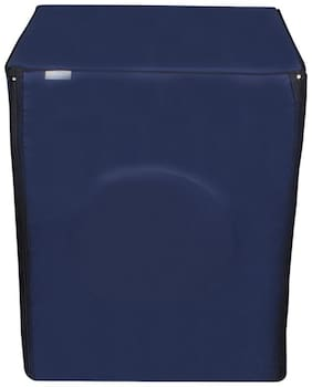 Lithara dustproof and waterproof washing machine cover for front load 6KG_LG_FH496TDL23_NavyBlue