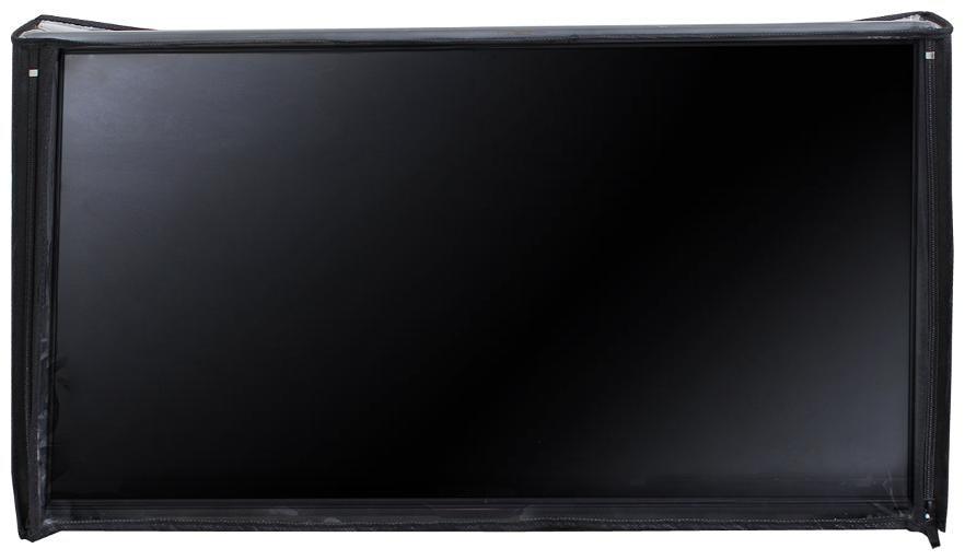 Lithara Transparent LED TV Cover for LeEco 101.6 cm  40 inch  Super4 X40 L404FCNN Full HD LED Smart TV by Dream Care Furnishings