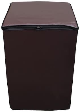 Lithara Waterproof & Dustproof Washing Machine Cover For Whirlpool STAINWASH ULA (7.2 kg) Fully Automatic Top Load 7.2 kg