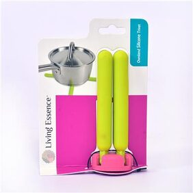 Living essence Ownland Silicone Trivet stand rubber