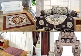 Living Room 16 pcs Collection - By Azaani
