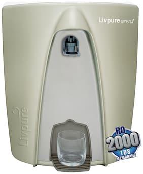 Livpure Envy Plus 8 L RO + UV + UF + Taste Enhancer Electric Water Purifier