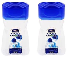 Lock & Lock Aqua Handy Sports Bottle (Set of 2)