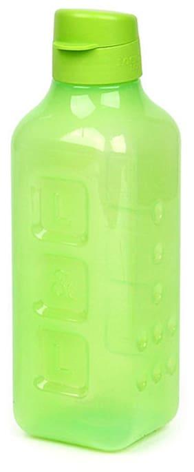 Lock & Lock Bpa Free Coolest Bottle 1000 ML (Green)