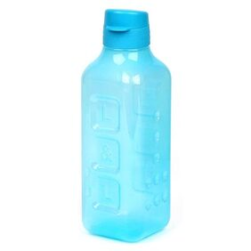 Lock & Lock Bpa Free Coolest Water Bottle, Blue, 1000 ML