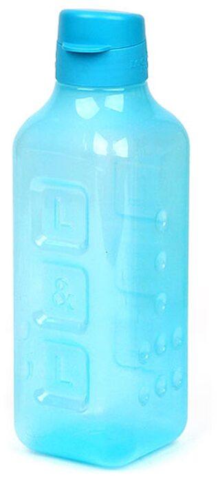 Lock & Lock Bpa Free Coolest Water Bottle, Blue, 1000 ML