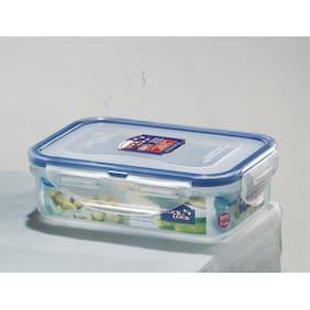 Lock & Lock Flat Rectangular Food Storage Container 360 ML (1 PC)
