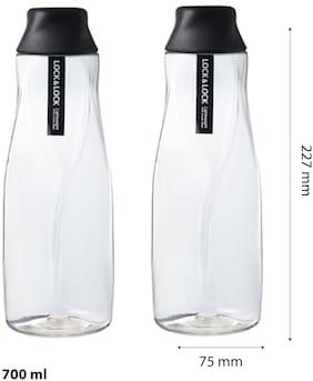 Lock & Lock Ice Berg Water Bottle 700ML (Set of 2)