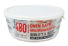 Lock & Lock Oven Safe Glass With Easy Seal (1 PC)