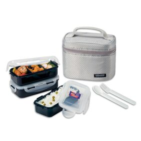 Lock & Lock Rectangular Lunch Box Bag (1 PC)