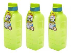Lockandlock Ice Fun And Fun Fridge Bottle  1000 ML  Green Blue (Set Of 3)