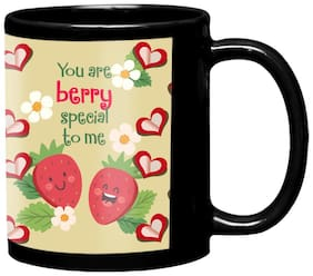 LOF A Mother Love is Like a Cup of Tea Gifts For Mother's Day 325ml Printed Mug