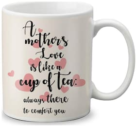 LOF The Most Awesome Dad Gifts For Father's Day and Birthday White Mug