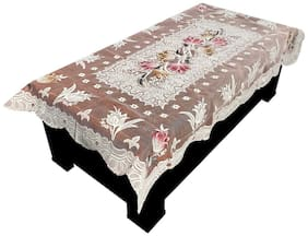 LooMantha 4 Seater Center Table Cover (Pack of 1)