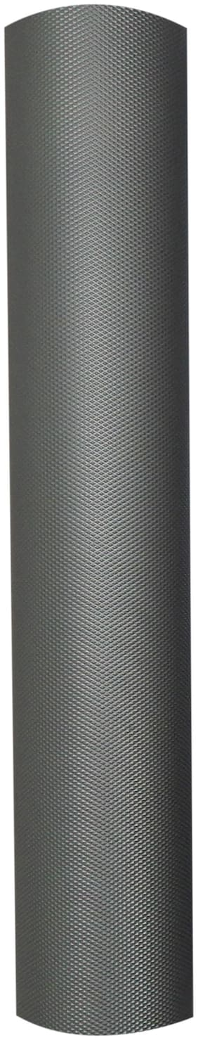 Loomantha 5 m Roll Eva Anti Slip Multipurpose,Waterproof,Super Strong,Diamond Textured Mat/Sheet For Kitchen Drawer,Cupboard Shelf,Fridge,Bathroom Shelves Liner (Grey)