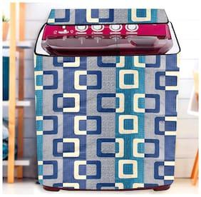 LooMantha  Knitting Semi-Automatic  Washing Machine Cover Pack Of 1