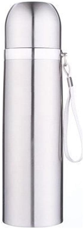 Lovato Grey Thermosteel flask ( 500 ml , Set of 1 )