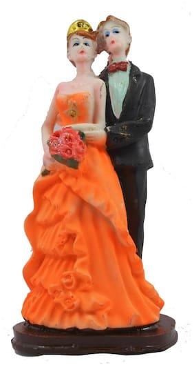 Loving Couple Statue Figurine Showpiece Anniversary Birthday Gifts for Girlfriend Boyfriend Husband