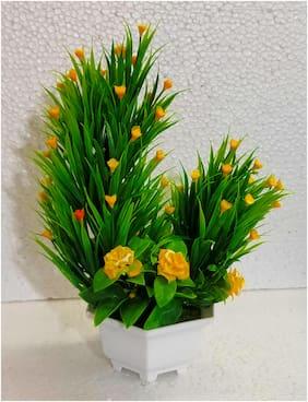 Loxiaa Artificial Bonsai Flower Look Like Natural Home Decor