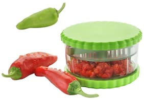 Lucky Box Garlic, Chilli And Dryfruits Multi Crusher Chopper