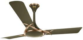 Luminous 1200MM Deltoid Ceiling Fan Magnet Grey