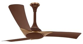 Luminous 1200MM Raptor Ceiling Fan Tuscan Red