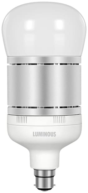 Luminous 26W Round LED Bulb Blaze PRO B22D CDL