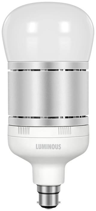 Luminous 26W Round LED Bulb Blaze PRO B22D CDL