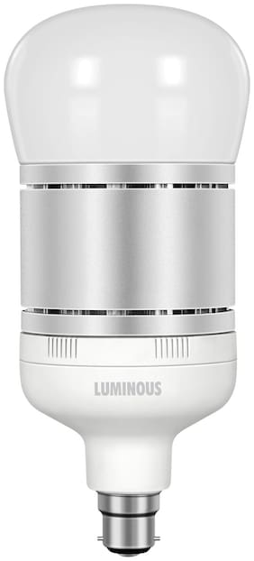 Luminous 36W Round LED Bulb Blaze PRO B22D CDL