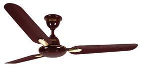 Luminous Dhoom 3 Blades (1200 mm) Ceiling Fan (Brown)