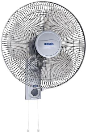 Luminous FANFARE 400 mm Wall Fan - Grey