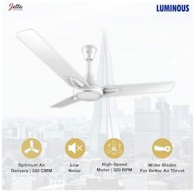 Luminous Jetta 1200mm Ceiling Fan (Mint White)