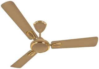 Luminous KRONA 1200 mm Ceiling Fan - Gold