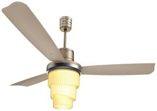 Luminous London Big Ban 1200 mm Premium Ceiling Fan ( Beige )