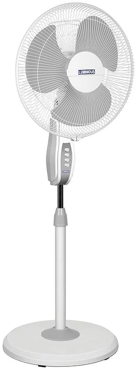 Luminous MOJO 400 mm Pedestal Fan - White