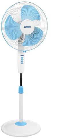 Luminous 400 Mm Lum Speed Max Pedestal Fan - Blue