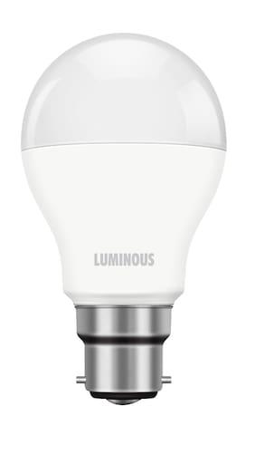 Luminous Shine Eco Base B22 7-Watt LED Bulbs (Cool Day Light)
