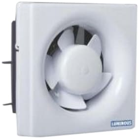 Luminous VENTODELUXE 150 mm Exhaust Fan - White