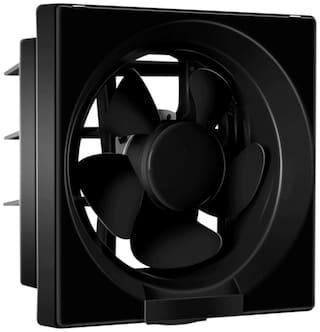 Luminous Vento Dlx 5 Blades (250 MM) 25.4 Cm (10) Exhaust Fan (Black)
