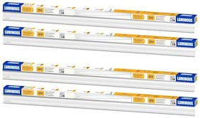 Luminous Indus E01 4Ft Cdl Cool White 18W LED Batten-Pack of 4