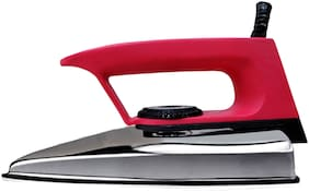 MACIZO Cute 750 W Dry Iron (Red)