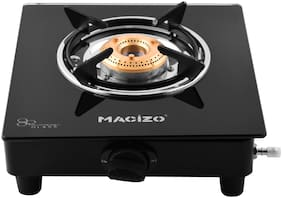 MACIZO 1 Burner Regular Black Gas Stove