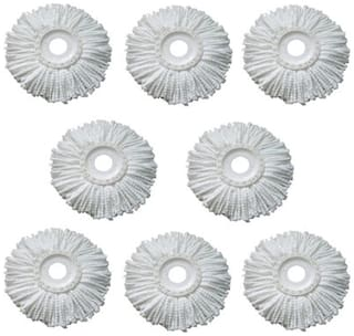 Magic Cleaning Use Mop - Pack Of 8