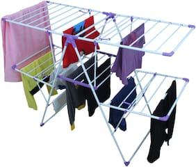 Magna Homewares Carbon steel Cloth Dryer ( Set of 1 )