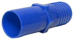 MAHI'S PVC GARDEN PIPE HOSE CONNECTOR 2.5 INCH [ 63 MM ] WIDTH BY 8 PIECE BOX, PVC GARDEN PIPE CONNECTOR, PIPE CONNECTOR,PIPE NIPPLE,PIPE JOINER,GARDENING ACCESSORIES,HOSE CONNECTOR .