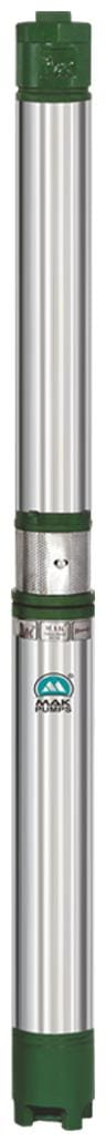 MAK  V-4 Submersible Pump Set 1HP 10 Stage Single Phase
