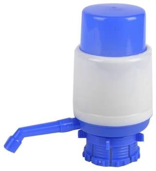 Marketon Manual Hand Press Water Dispenser Pump For 20 L Bisleri Barrel Mineral Bottle Assorted Color