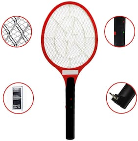 Marketwala Fly Swatter Mosquito Swatter | Insect Racket | Mosquito Bat (Pack of 1) Assorted Color